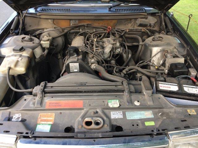 ボルボ 240ワゴンガンメタ'89 画像15
