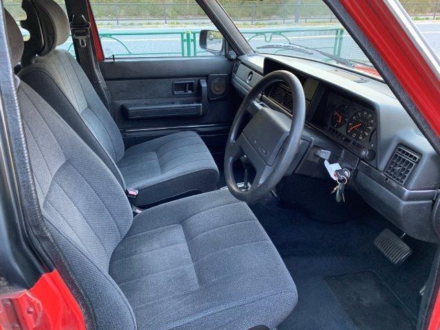 ボルボ240GLエステート1990年式 画像10