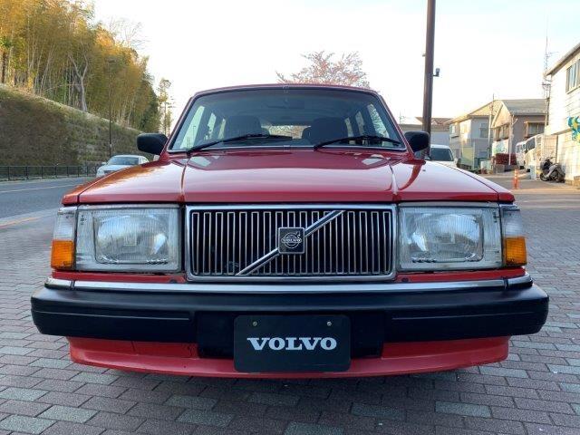 ボルボ240GLエステート1990年式 画像07