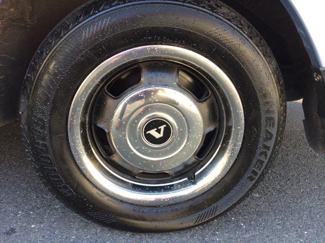 ボルボ240エステートライトブルー'89程度良い 画像17