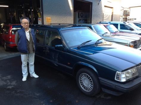 ボルボ 940ポラールSX 96年モデルの画像